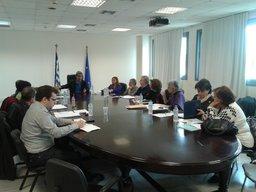 Συνάντηση του Υπουργού Παιδείας με τους Κοσμήτορες των Φιλοσοφικών Σχολών και τους Προέδρους των Τμημάτων Φιλολογίας