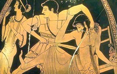 Αρχαίο δράμα, σύγχρονα ποιήματα: (3) Ο Οίκος των Ατρειδών: Ορέστης