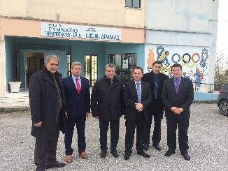 Γεωργαντάς: «Μέσα από τα προγράμματα διά βίου μάθησης υπάρχει βοήθεια σε όλη την κοινωνία»