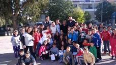 Εκδήλωση στο πλαίσιο του Κοινωνικού Σχολείου στο 2ο Δημοτικό Σχολείο Γλυκών Νερών
