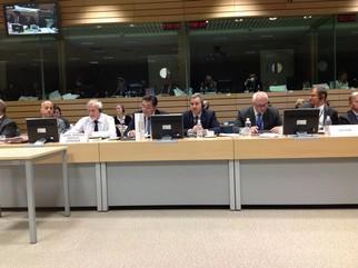 Παρεμβάσεις του ΥΦΥΠΑΙΘ Αλέξανδρου Δερμεντζόπουλου στο Συμβούλιο Υπουργών