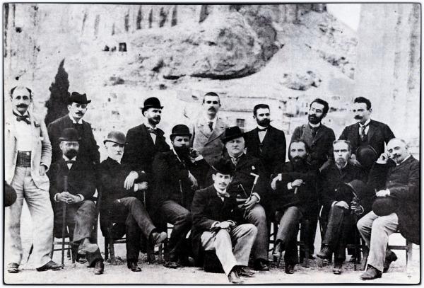 Από την κρίση στην Ανόρθωση:  η Ελλάδα στο τέλος του 19ου αι. και στις αρχές του 20ου αι.