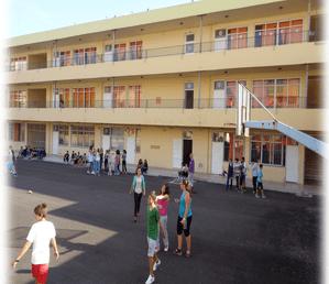 4ο Γυμνάσιο Ηρακλείου – Αποχαιρετιστήρια εκδήλωση Σχολικού έτους 2014-2015