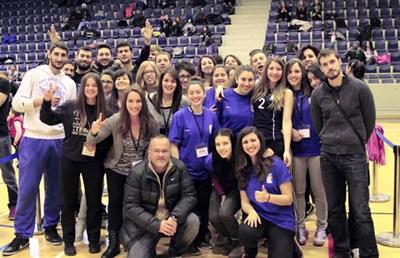 Πρωτιά για το ΕΚΠΑ στο 2015 ACG International Sports Festival