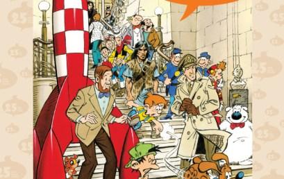 """Έκθεση """"Οι όμορφες εικόνες του Βελγικού Κέντρου κόμικς"""""""