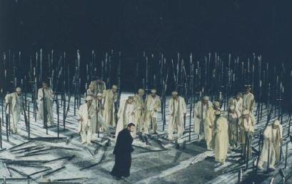 """""""Πέρσαι"""" του Αισχύλου: Όταν η σύγχρονη πραγματικότητα συνομιλεί με το αρχαίο δράμα"""