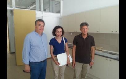 Με την στήριξη της Περιφέρειας Κρήτης η λειτουργία της φοιτητικής εστίας του Πανεπιστημίου Κρήτης