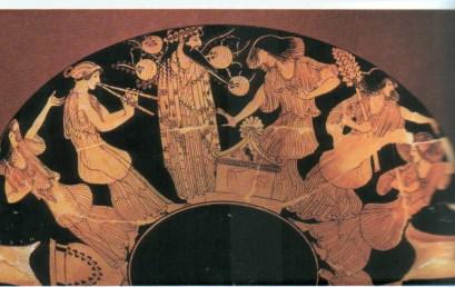 ΕΙΣΑΓΩΓΗ ΣΤΗΝ ΤΡΑΓΩΔΙΑ: 4. Λίγα για την καταγωγή και την ιστορική εξέλιξη του είδους
