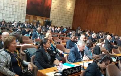 Συμμετοχή του Υφυπουργού Παιδείας,Έρευνας και Θρησκευμάτων ,κυρίου Θεοδόση Πελεγρίνη στην 38η Γενική Διάσκεψη της UNESCO