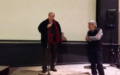Ο υπουργός Παιδείας, Έρευνας και Θρησκευμάτων, Νίκος Φίλης, παρακολούθησε την προβολή της ταινίας «Το Αγόρι και ο Κόσμος»
