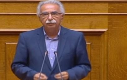 Συνέντευξη του Προέδρου της Επιτροπής Μορφωτικών Υποθέσεων της Βουλής, Κ.Γαβρόγλου, στην Εφημερίδα των Συντακτών