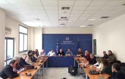 Για τη σημερινή συνάντηση εκπροσώπων του Υπουργείου Παιδείας με αντιπροσωπεία της ΟΛΜΕ