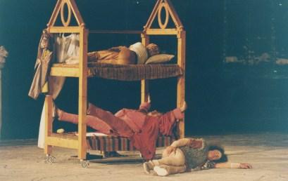 """Τηλεσεμινάριο: Για τις """"Νεφέλες"""" του Αριστοφάνη"""