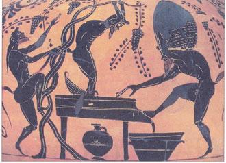 Ἐξ Εὐιο-σμοῦ*, Σαβασμοῦ* & Ἰδεο-λατρισμοῦ ἄρχεσθαι & Καρναβαλισμοῦ* & Εἰδωλο-λατρισμοῦ παύεσθαι