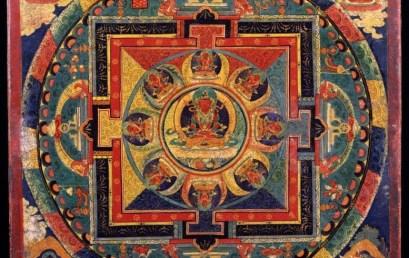 Μαντάλες σε Ανατολή και Δύση: Ιστορία και νόημα