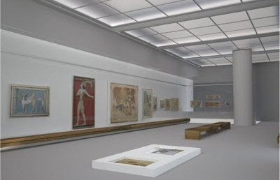 To χειμερινό ωράριο λειτουργίας του Αρχαιολογικού Μουσείου Ηρακλείου