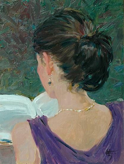 Διάβασμα και τέχνη, η απόλυτη ομορφιά / Reading and Art