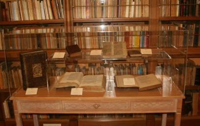 Έκθεση αριστοτελικών εκδόσεων της Ιστορικής Βιβλιοθήκης στο παγκόσμιο συνέδριο της Θεσσαλονίκης