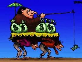 Ουδείς φτωχότερος του… πάμπλουτου στην τσέπη!