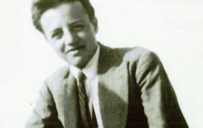 Αφιέρωμα στον ποιητή και στοχαστή Γιώργο Σαραντάρη