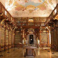 Melk_-_Abbey_-_Library