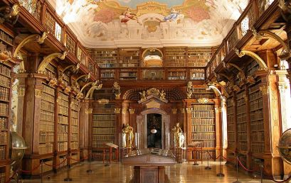 Πάντα όμορφος ο κόσμος των βιβλιοθηκών / Famous libraries