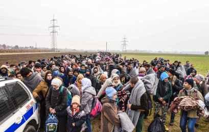 Διήγημα: Οι λαθρομετανάστες