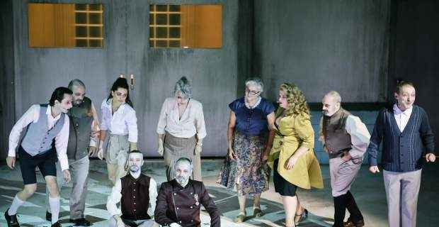 «Αντιγόνη» του Ζαν Ανούιγ στο Θέατρο «ΡΕΞ» (Φεστιβάλ Αθηνών)