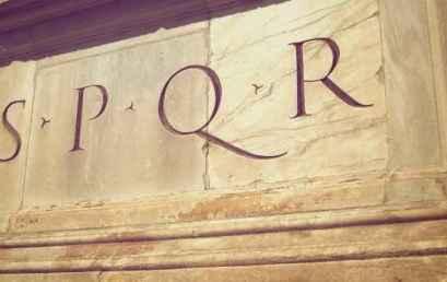 Αν. Διαλέξεις ΤΙΣΤ: Ρωμαϊκή Κοινωνική και Εθνική Ταυτότητα στο τέλος της Ύστερης Δημοκρατίας