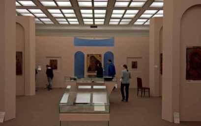 Έκθεση «Βυζαντινά Αριστουργήματα» στη Πινακοθήκη Tretyakov