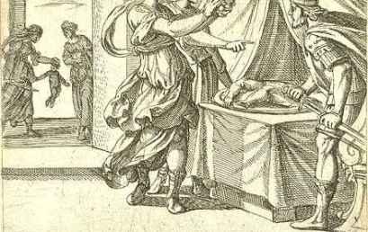 Ο μύθος της χελιδόνας ( Πρόκνη – Φιλομήλα – Τηρέας)