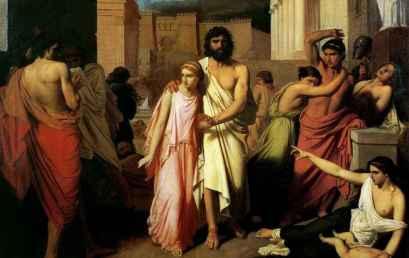 Αρχαίο δράμα, σύγχρονα ποιήματα (5): Ο Οίκος των Λαβδακιδών