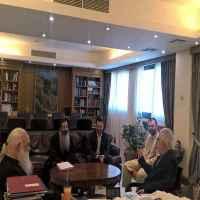 H αξιοποίηση της εκκλησιαστικής περιουσίας συζητήθηκε στη σημερινή συνάντηση στο Υπουργείο Παιδείας, Έρευνας και Θρησκευμάτων