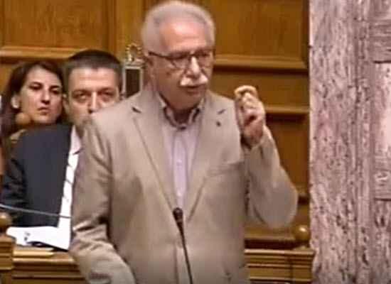 Η ομιλία του Υπουργού Παιδείας, Έρευνας και Θρησκευμάτων Κώστα Γαβρόγλου στην Ολομέλεια της Βουλής για το Σ/Ν  της Ίδρυσης Πανεπιστημίου Δυτικής Αττικής
