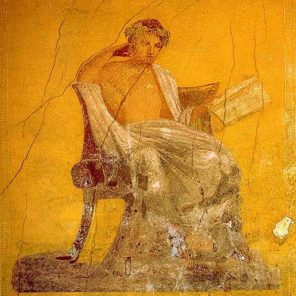 """Για τους """"Επιτρέποντες"""" του Μενάνδρου: Σμικρίνης και Παμφίλη (702-835 Furley)"""