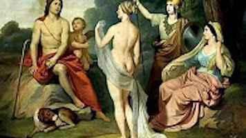 Το μήλο της έριδος:Ελένη-Πάρης