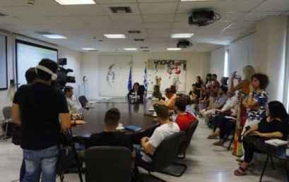 Σε διαδικασία προνομοθετικής δημόσιας διαβούλευσης το Πλαίσιο Στρατηγικής και Δράσεων για την ενδυνάμωση των Νέων «Νεολαία '17—'27»