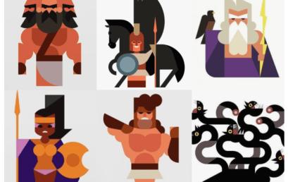 Ήρωες, Φιλόσοφοι, Επιστήμονες, Ηθοποιοί, Αυτοκράτορες – Για παιδιά 9 – 12 ετών