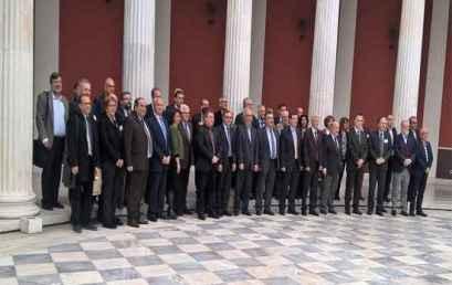 Πρόσθετη επιχορήγηση στα Πανεπιστήμια ανακοίνωσε στη Σύνοδο Πρυτάνεων ο Κώστας Γαβρόγλου