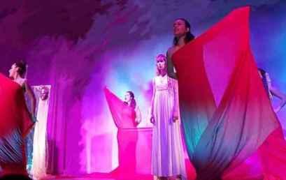 """Η """"Ελένη"""" του Ευριπίδη στο θέατρο ΖΙΝΑ"""