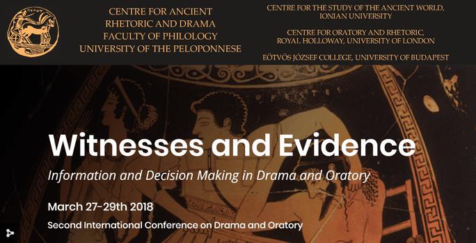 Ιόνιο Πανεπιστήμιο: 2ο Διεθνές Συνέδριο για το Αθηναϊκό Δράμα και την Αττική Ρητορεία
