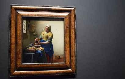 Τι βλέπουμε σ' έναν πίνακα ζωγραφικής;