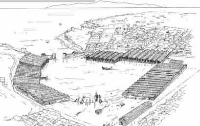 Ομιλία: «Οι Πολεμικοί Λιμένες των αρχαίων Αθηνών στη Ζέα και Μουνιχία του Πειραιά»