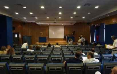 Επιμορφωτική συνάντηση Σχολικών Συμβούλων ΠΕ02 σχετικά με την αλλαγή του τρόπου εξέτασης και αξιολόγησης του πανελλαδικώς εξεταζόμενου μαθήματος «ΝΕΑ ΕΛΛΗΝΙΚΑ» των ΕΠΑ.Λ.