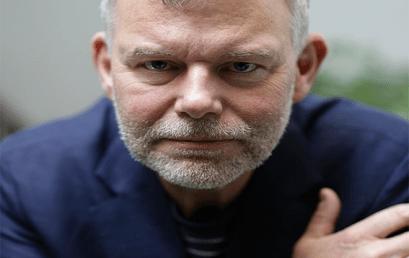 Γνωριμία με τον Arne Dahl | Αθήνα 2018 – Παγκόσμια Πρωτεύουσα Βιβλίου