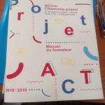 Εγκρίθηκε από την Ευρωπαϊκή Επιτροπή το καινοτόμο Πρόγραμμα ACT για μαθητές της Γ΄ Γυμνασίου και εκπαιδευτικούς