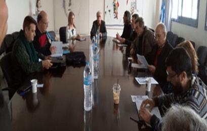 Δηλώσεις του Υπουργού Παιδείας, Έρευνας και Θρησκευμάτων, Κώστα Γαβρόγλου, μετά τη συνάντηση με την ΟΛΜΕ