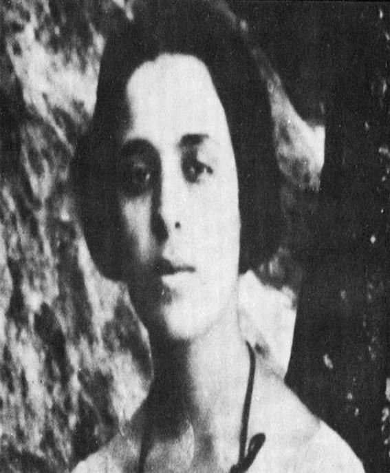 Μαρία Πολυδούρη, εκ βαθέων…