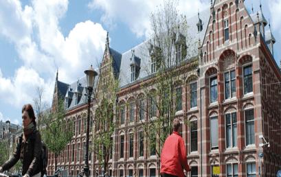 Ανακοίνωση Υποτρόφων της Έδρας Νεοελληνικών Σπουδών «Μαριλένα Λασκαρίδη» στο Πανεπιστήμιο του Άμστερνταμ