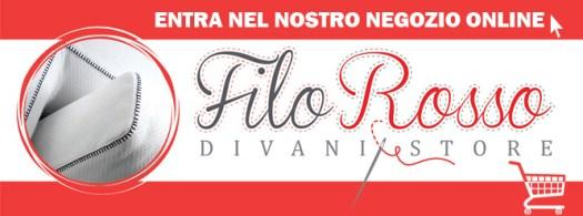 Homepage - Filo Rosso divani store